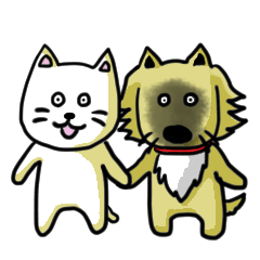 Nyasu and Daijiro