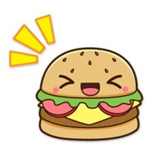 Food Emoji - Lovely Food Set sticker #1661106