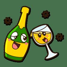 Food Emoji - Lovely Food Set sticker #1661113