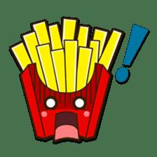 Food Emoji - Lovely Food Set sticker #1661115