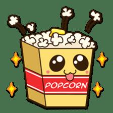 Food Emoji - Lovely Food Set sticker #1661137