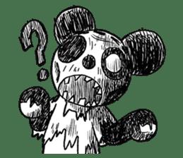Zombie Days sticker #1669985