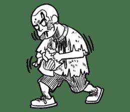 Zombie Days sticker #1670003