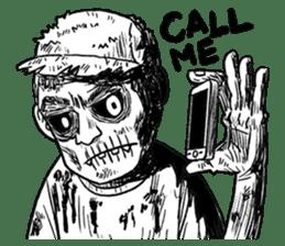 Zombie Days sticker #1670009