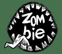 Zombie Days sticker #1670010