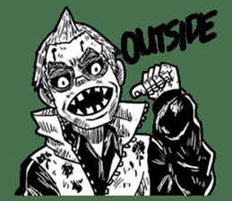 Zombie Days sticker #1670015