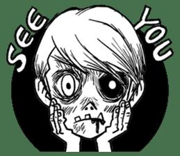 Zombie Days sticker #1670021