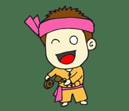 Taimoon sticker #1673853