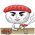 !!!Sushi Man!!! (sticker id: 1039934)