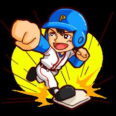 Let's cheer for baseball! Ver.kr