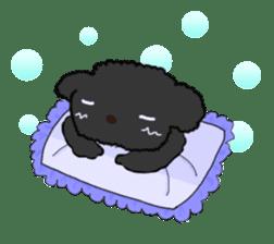 Love Poodle sticker #1686090