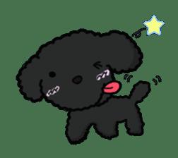 Love Poodle sticker #1686100