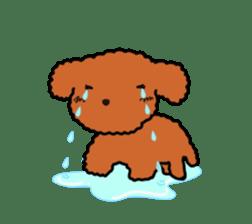 Love Poodle sticker #1686105