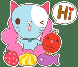 BISCUIT THE BAKING CAT sticker #1686313
