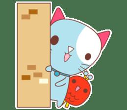 BISCUIT THE BAKING CAT sticker #1686317