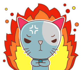 BISCUIT THE BAKING CAT sticker #1686318