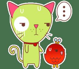 BISCUIT THE BAKING CAT sticker #1686321