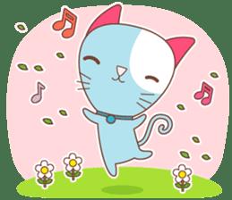 BISCUIT THE BAKING CAT sticker #1686327