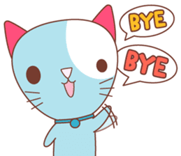 BISCUIT THE BAKING CAT sticker #1686329