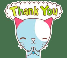 BISCUIT THE BAKING CAT sticker #1686330