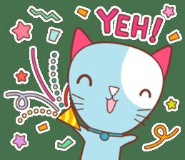 BISCUIT THE BAKING CAT sticker #1686338