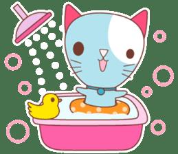 BISCUIT THE BAKING CAT sticker #1686346