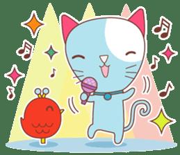 BISCUIT THE BAKING CAT sticker #1686352