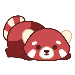 Red Panda Set 2 - English Language