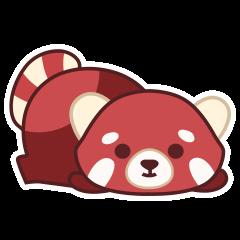 Red Panda Set 2 - English Language
