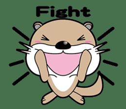 Kotsuro of Otter sticker #1690256