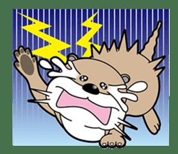 Kotsuro of Otter sticker #1690261