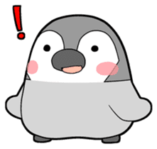 Pesoguin sticker #1691115