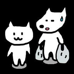 Cat Wife & Dog Husband