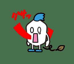 KAWASAKI FRONTALE KABURERA STICKER sticker #1694162