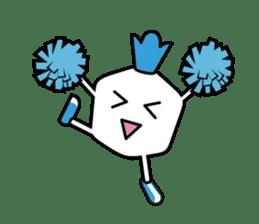 KAWASAKI FRONTALE KABURERA STICKER sticker #1694185