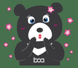 "Taiwan ""Hey"" Bear's Little Theater sticker #1698022"