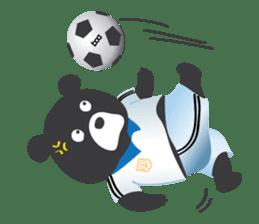 "Taiwan ""Hey"" Bear's Little Theater sticker #1698026"