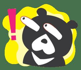 "Taiwan ""Hey"" Bear's Little Theater sticker #1698041"