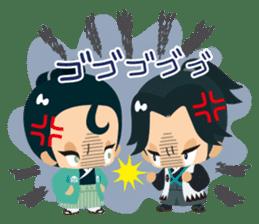 Hijikata Toshizo sticker #1698102