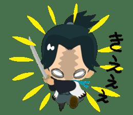 Hijikata Toshizo sticker #1698108