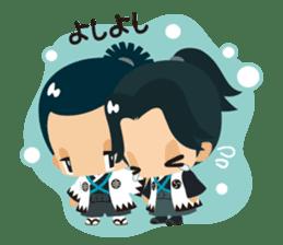 Hijikata Toshizo sticker #1698109