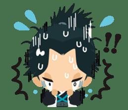 Hijikata Toshizo sticker #1698112