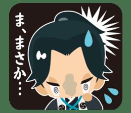 Hijikata Toshizo sticker #1698119