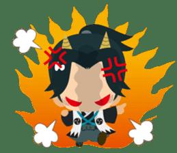 Hijikata Toshizo sticker #1698124