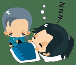 Hijikata Toshizo sticker #1698126