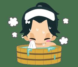 Hijikata Toshizo sticker #1698131