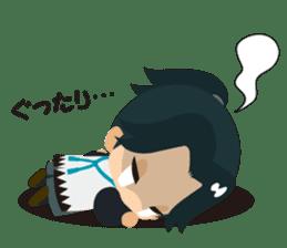Hijikata Toshizo sticker #1698135