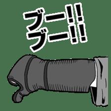 Kendo Club of tough guys sticker #1699022