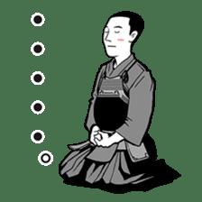 Kendo Club of tough guys sticker #1699032