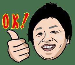 GOLFSticker REALfacevr. GOLFStickerpac sticker #1704878